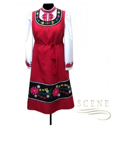 Болгарский костюм