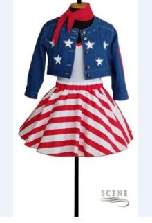 Американский костюм